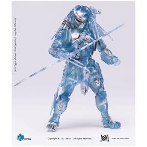 HIYA Toys Alien Vs. Predator Active Camouflage Scar Exquisite Mini 1/18 Scale Figure