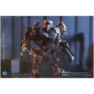 HIYA Toys Robocop 2 Robocain Exquisite Mini 1/18 Scale Figure