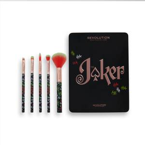The Joker™ X Revolution Put on a Happy Face Brush Set