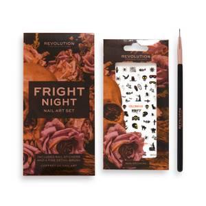 Fright Night Nail Art Set