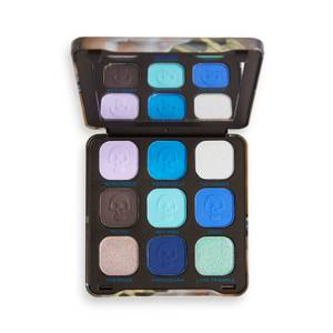 Corpse Bride X Revolution The Newly Weds Shadow Palette