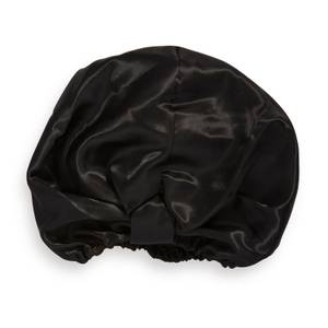 Haircare Satin Hair Wrap Black