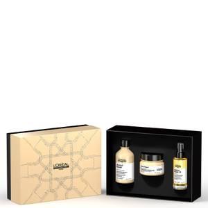 L'Oréal Professionnel Serie Expert Gold Trio (Worth £61.00)