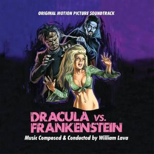 Dracula Vs. Frankenstein (Original Motion Picture Soundtrack) LP (Orange)