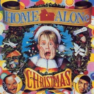 Home Alone Christmas LP (Transparent Red & Green)