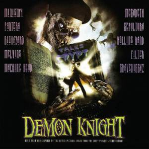 Tales From the Crypt Presents Demon Knight (Music From and Inspired by the Motion Picture) LP (Transparent Green & Purple)