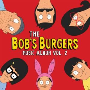 The Bob's Burgers Music Album Vol. 2 3xLP Deluxe Box Set (Red, Green & Yellow)