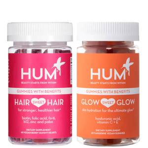 HUM Nutrition Radiant Hair and Skin Duo