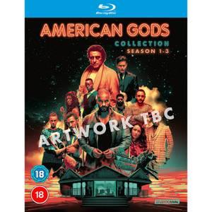 American Gods Season 1-3