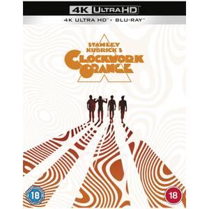 A Clockwork Orange - 4K Ultra HD (Includes Blu-ray)