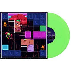 Ship To Shore - CrawlCo Block Knockers (Original Video Game Soundtrack) LP Green