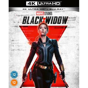 Black Widow - 4K Ultra HD (Includes Blu-ray)