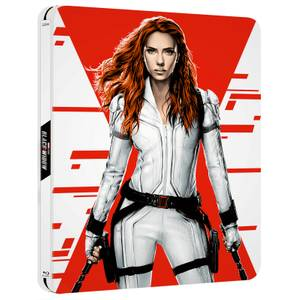 Black Widow - Zavvi Exclusive 4K Ultra HD Steelbook (Includes Blu-ray)