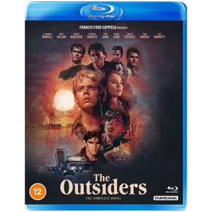 The Outsiders The Complete Novel - 2021 Restoration