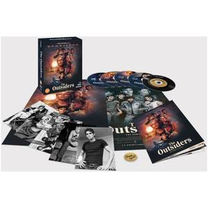 The Outsiders The Complete Novel Collector's Edition - 4K Ultra HD 2021 Restoration