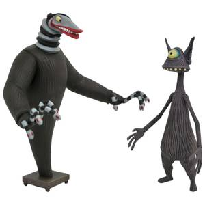 Diamond Select The Nightmare Before Christmas Deluxe Action Figure - The Creature Under The Stairs
