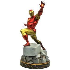 Diamond Select Marvel Premier Collection Statue - Iron Man (Classic)
