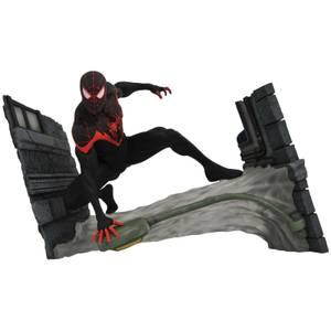 Diamond Select Marvel Gallery PVC Figure - Miles Morales: Spider-Man