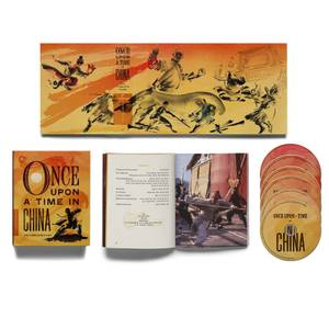 Once Upon a Time in China: The Complete Films - The Criterion Collection