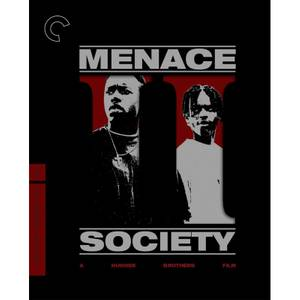 Menace II Society - The Criterion Collection 4K Ultra HD (Includes Blu-ray)