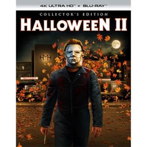 Halloween II - 4K Ultra HD Collector's Edition (Includes Blu-ray & DVD)