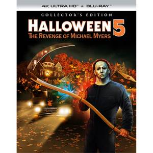Halloween 5: The Revenge of Michael Myers - 4K Ultra HD Collector's Edition (Includes Blu-ray)
