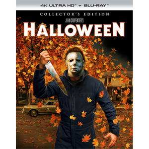 Halloween - 4K Ultra HD Collector's Edition (Includes Blu-ray)