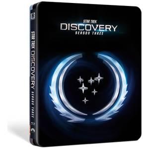 Star Trek: Discovery - Season Three - Zavvi Exclusive Steelbook