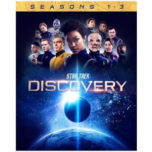 Star Trek: Discovery - Season 1-3