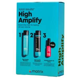 Matrix Total Results High Amplify Gift Set  (Worth £24.50)