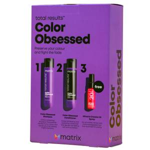 Matrix Total Results Colour Obsessed Gift Set  (Worth £24.50)