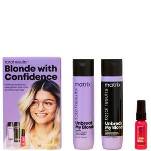 Matrix Total Results Unbreak My Blonde Gift Set  (Worth £30.50)