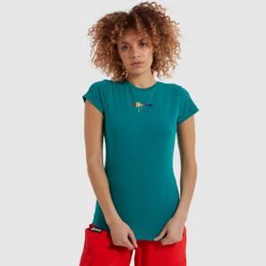 Rosemund Tshirt Green