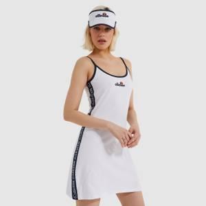 Mondae Dress Optic White