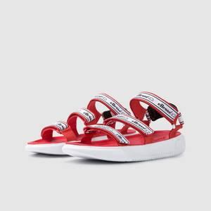 Mens Denso Sandal Red