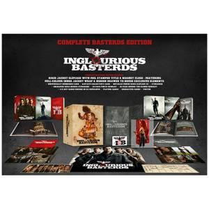 Inglourious Basterds - Édition Complète Basters en 4K Ultra HD - Exclusivité Zavvi