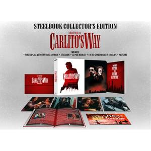 L'Impasse (Carlito's Way) - Édition Collector 4K Ultra HD - Exclusivité Zavvi