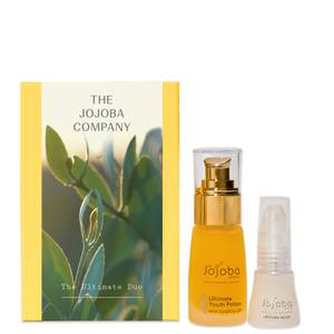 The Jojoba Company Ultimate Duo (Worth $61.95)