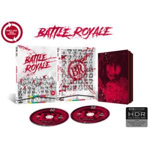 Battle Royale - 4K Ultra HD