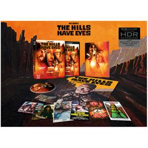 The Hills Have Eyes - Limited Edition 4K Ultra HD