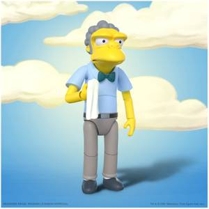 Super7 The Simpsons ULTIMATES! Figure - Moe