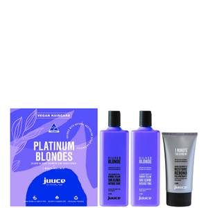 Juuce Silver Blonde Trio Pack (Worth $89.95)