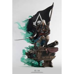 PureArts Assassin's Creed Black Flag Edward Kenway Animus 1:4 Scale Statue