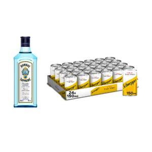 Bombay Sapphire & Schweppes Bundle