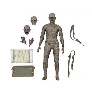 NECA Universal Monsters The Mummy in Colour Ultimate 7 Inch Action Figure
