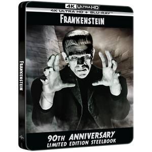 Frankenstein - Steelbook Édition Limitée 4K Ultra HD 90ème Anniversaire - Exclusivité Zavvi
