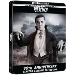 Dracula - 4K Ultra HD 90th Anniversary Limited Edition Steelbook
