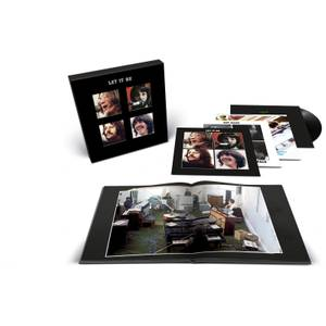 """The Beatles - Let It Be (Special Edition) (Super Deluxe) 4xLP + 12"""" EP"""