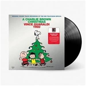 A Charlie Brown Christmas (Original Sound Track Recordings Of The CBS Television Special) LP (2021 Edition)