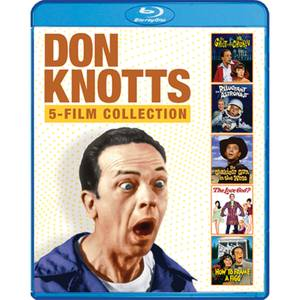 Don Knotts 5-Film Collection